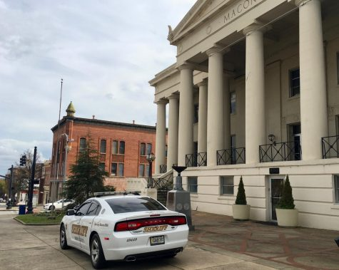 Private contractors have begun scanning tens of thousands of Macon-Bibb County employee paper files in an effort to determine whether pensions were miscalculated.