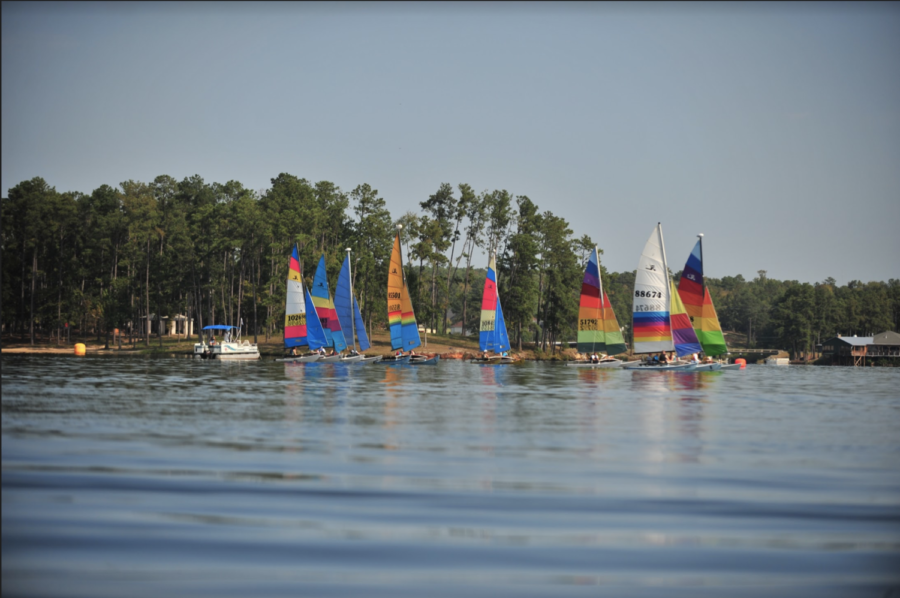 Lake Tobesofkee: Macon's Hot Spot for Warm Weather