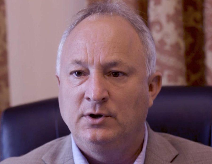 Mayor targets commercial blight, warns of $15 million budget shortfall