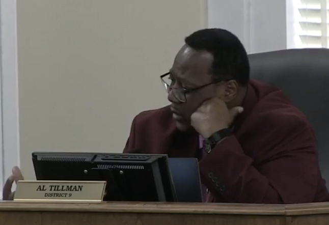 Macon-Bibb County Commissioner Al Tillman suggested there are plenty of people on probation who would love to have a job as commissioners discussed staffing shortages affecting trash pickup.