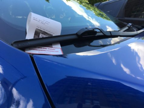 Unpaid downtown Macon parking tickets will triple your fine and could land you in Municipal Court.