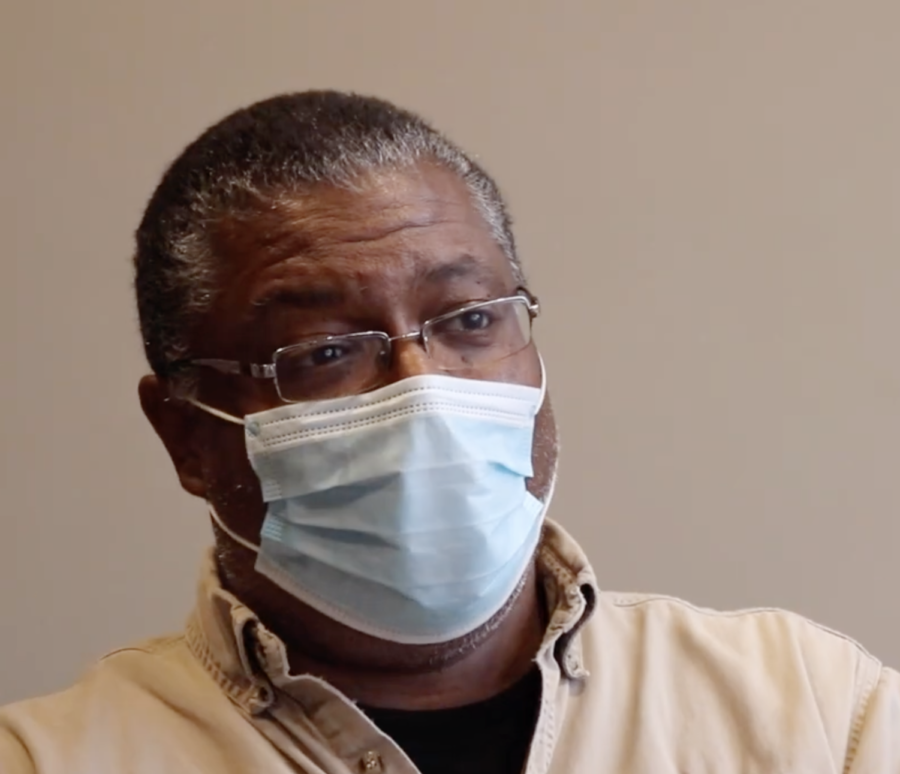 Curator Jeff Bruce on his path and work at the Tubman African American Museum