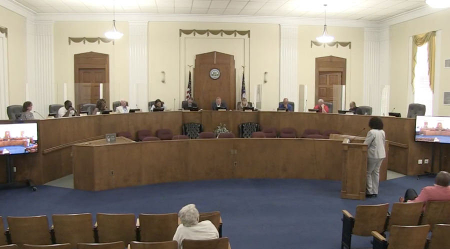 Measures passed by the Macon-Bibb County Commission Committee of the Whole come up for final approval June 1.