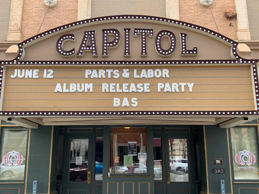 A photo of the Hargray Capitol Theatre. credit: Hargray capitol theatre facebook page