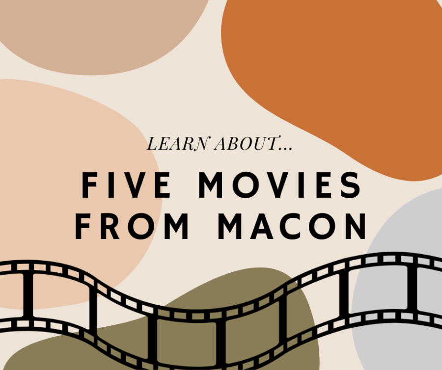 Throughout the years, Macon has been home to many different films and television series. Learn more about five of the films that Macon has been a part of, including Tyler Perry's upcoming movie.