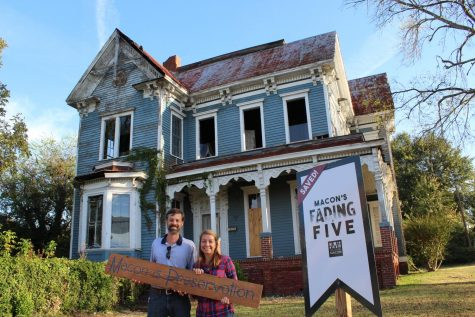 Historic Macon is taking nominations for Fading Five 2021 list