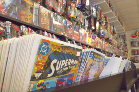 Middle Georgia Comic Convention, inviting collectors of all ages