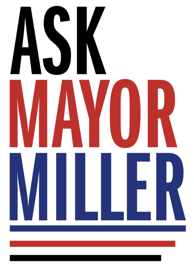 The Center for Collaborative Journalism collects questions from the public for a monthly interview with Macon-Bibb County Mayor Lester Miller. Submit your questions to mercerccj@gmail.com.