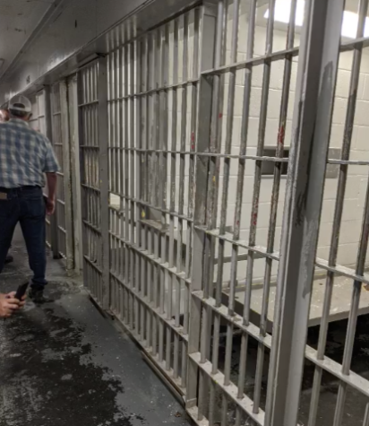 Warren Associates is working to secure doors at the Bibb County Jail that are routinely jammed  by inmates.