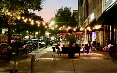 Twilight in Downtown Macon signifies a pending shift in security needs for nightlife safety, business owners say.