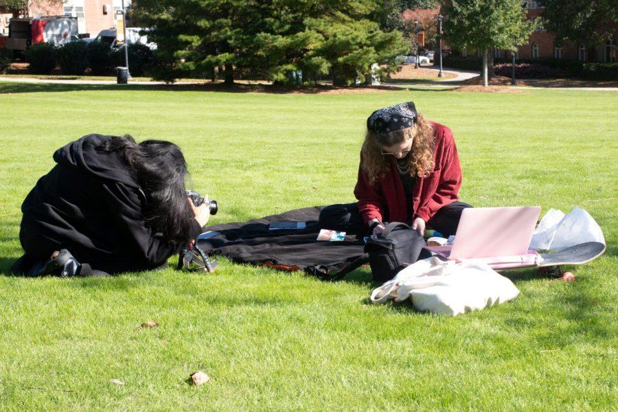 Mercer Student Photo