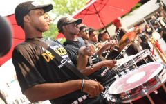 Streetline Percussion earns Downtown Challenge Grant, promotes Black businesses