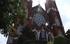 St. Josephs Catholic Church is one of the many impressive examples of Macon architecture Barfield lists.