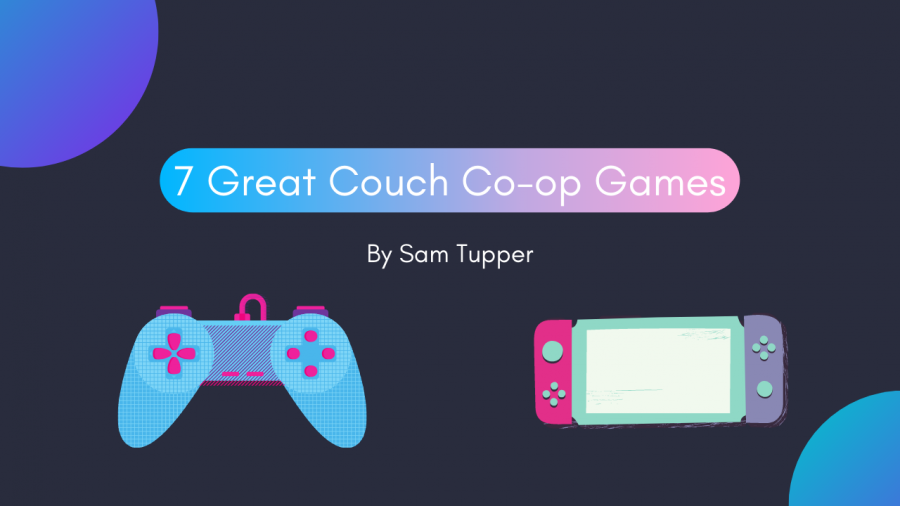 7 Great couch co-op games