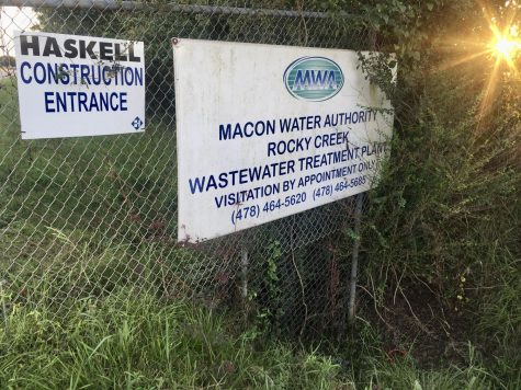Violations at the Rocky Creek Wastewater Treatment Plant last year cost the Macon Water Authority $3,500 in EPA fines.