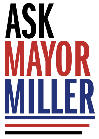 ASK MAYOR MILLER: Mall deal, trash issue, crime fighting and blight fight